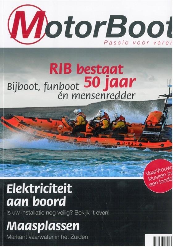 Publicatie - Motorboot - 04/2013