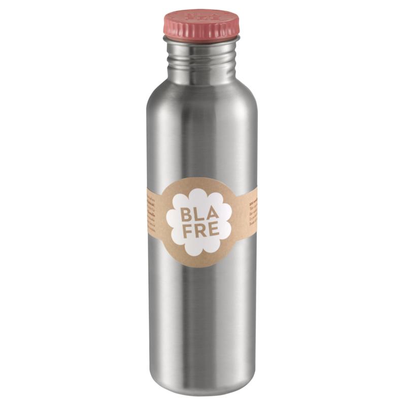 Blafre Drinkfles RVS - Roze (750ml)