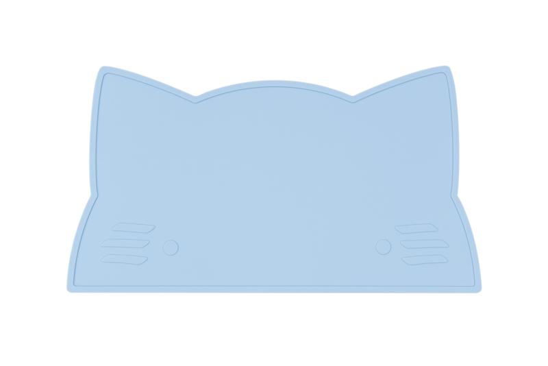 We Might Be Tiny Placemat Kat - Blauw