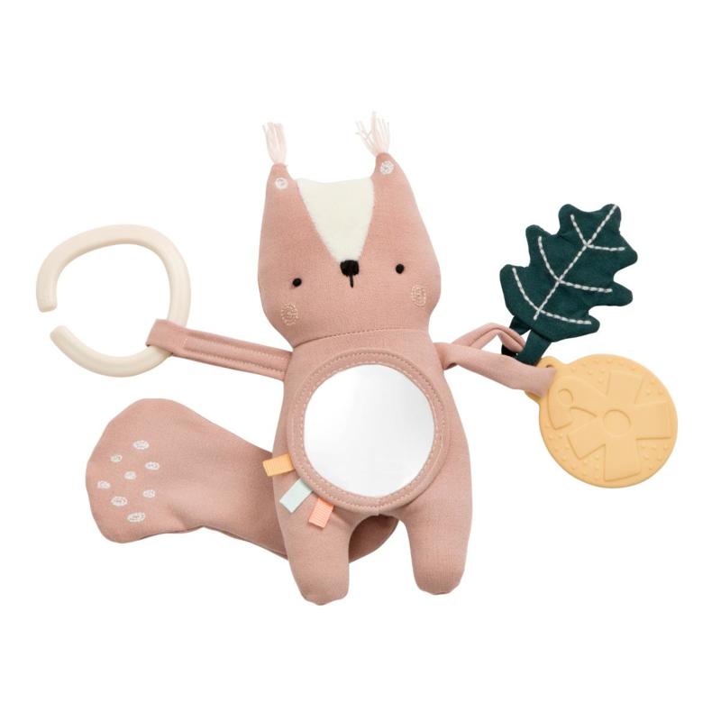 Sebra Activity Toy Eekhoorn - Zappy the Squirrel