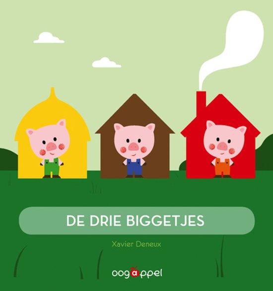 Uitgeverij Oogappel De Drie Biggetjes - Xavier Deneux (karton)