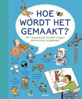 Uitgeverij Deltas Hoe Wordt het Gemaakt ?