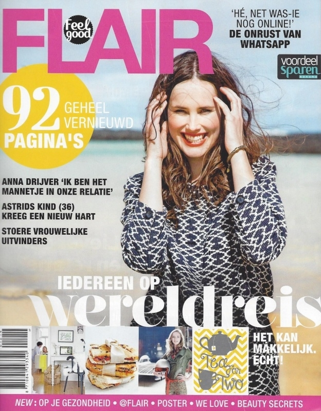 Publicatie - Flair - 03/2014