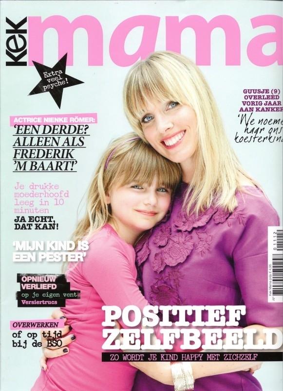 Publicatie - Kek Mama - 11/2012