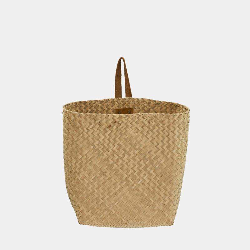 Olli Ella Hanging Book Basket - Naturel