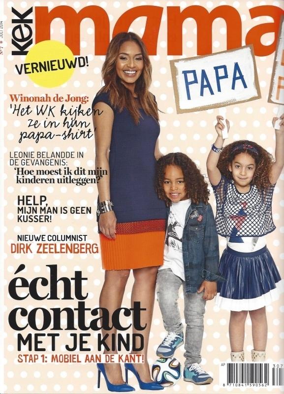 Publicatie - Kek Mama - 07/2014