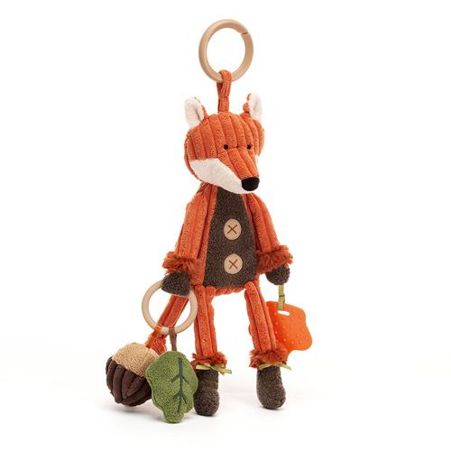 Jellycat Cordy Roy Fox - Activity Toy Vos