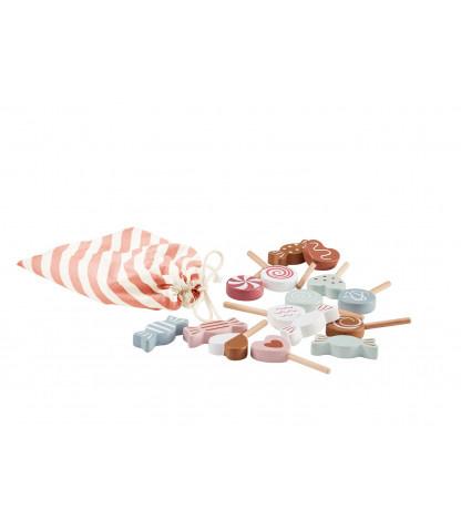 Kids Concept Houten Snoepgoed - Mix