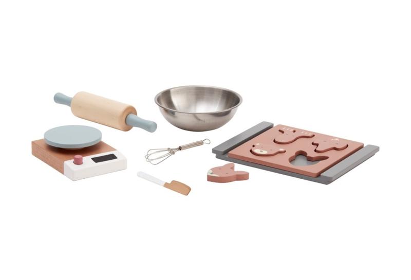 Kids Concept Houten Bak Set