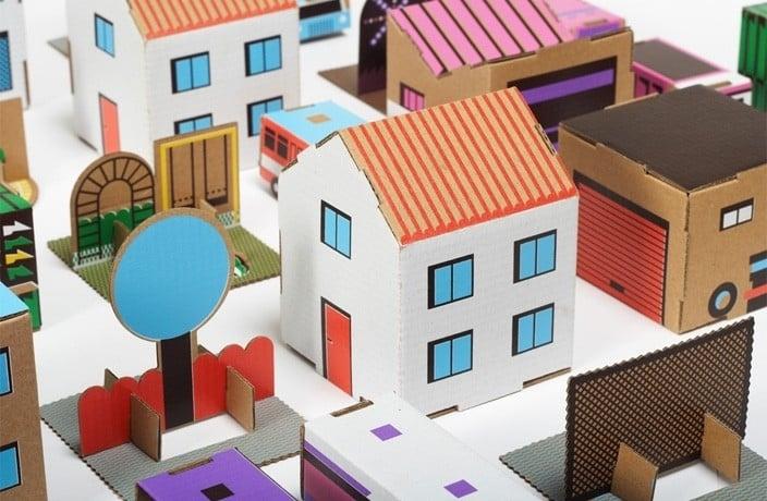 Publicatie - Voormijnkleintje.nl / Paper Town - 04/12/2012