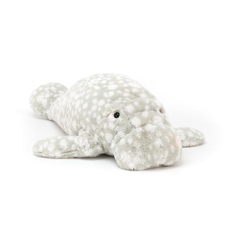 Jellycat Sea Life Billow Manatee - Knuffel Zeekoe