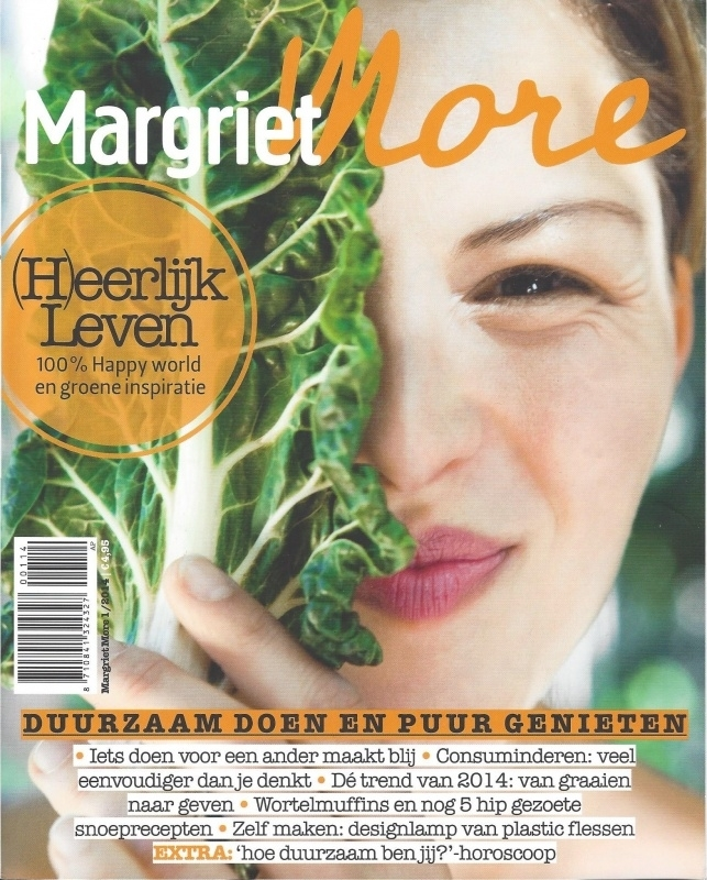 Publicatie - Margriet MORE - 01/1014