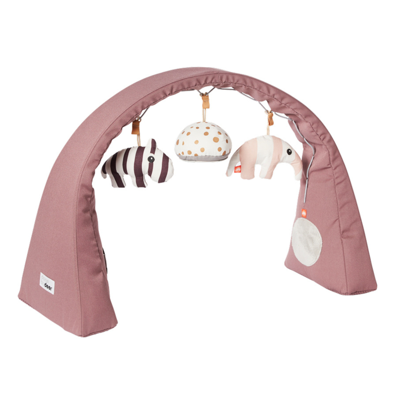 Done by Deer Activity Baby Gym - Roze