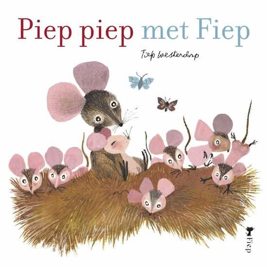 Uitgeverij Querido Piep Piep met Fiep - Fiep Westendorp