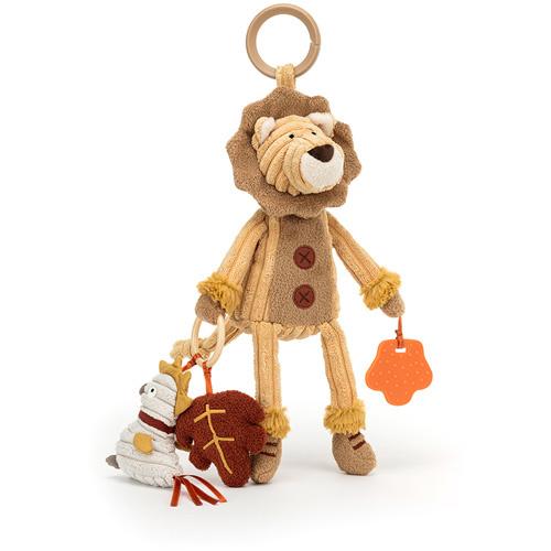 Jellycat Cordy Roy Lion - Activity Toy Leeuw
