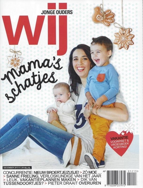 Publicatie - Wij Jonge Ouders - 12/2013