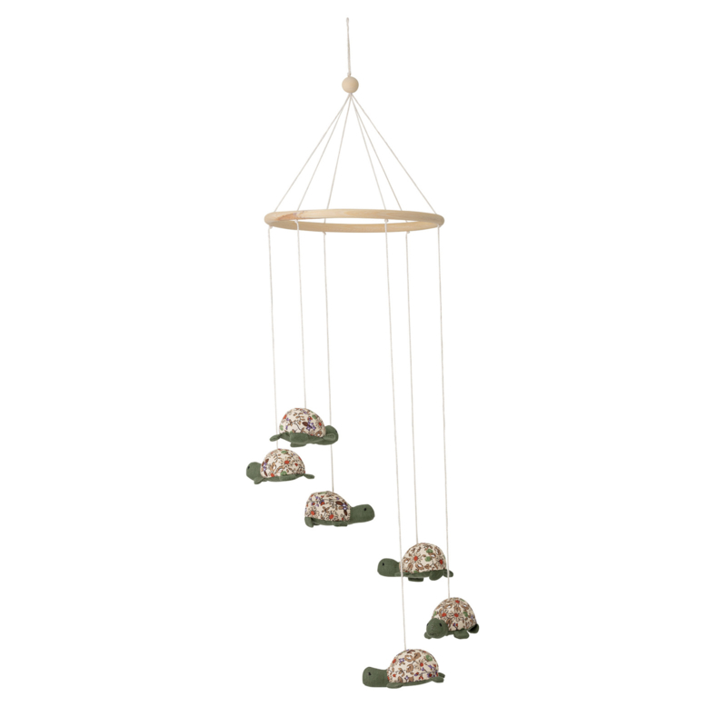 Bloomingville Mobiel Turtles - Schildpad