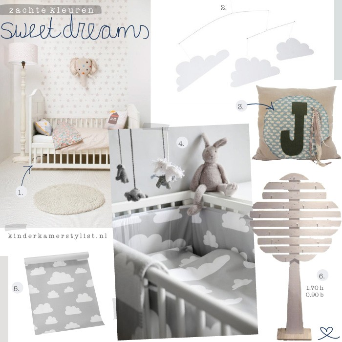 Blog van De Kinderkamerstylist met gebruik van onze producten!