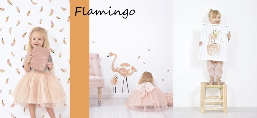 Flamingo serie van Lilipinso