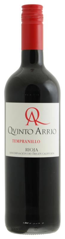 Rioja Quinto Arrio Tempranillo
