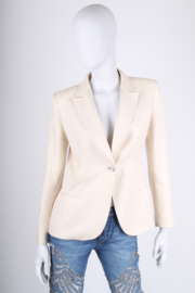 Chanel Linen Jacket - beige