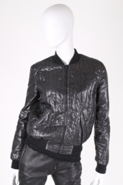 Chanel Sport Line Bomber Jacket - black