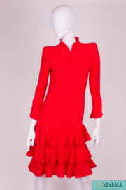 Valentino Boutique Dress - red