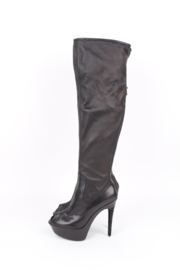 Roberto Botticelli Luxury Swarovski Boots