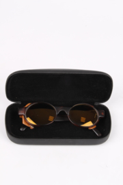 Jacques Laurence Vintage Sunglasses - brown