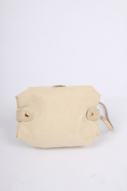 Moschino by Redwall Mini Bowling Bag Vintage - beige