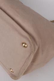 Chanel Beige Quilted Leather Medium Gold Coloured Hardware Shoulder Shopper Hand Bag