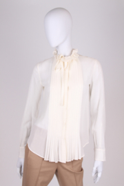 Salvatore Ferragamo Blouse - white