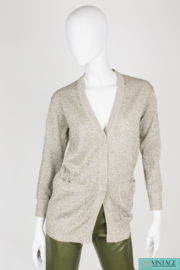 Dries van Noten Cardigan - gold