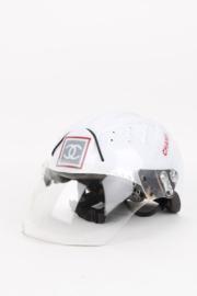 CHANEL circa 1990s  Edition Sport Line CC Logo Mountain Climbing Helmet
