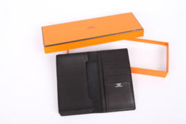 Hermes Leather Smart Case L - black