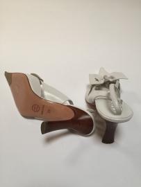 Chanel Pumps - slingback wit