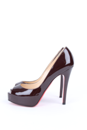 Christian Louboutin Bianca 120 Patent Leather Size 37