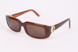 Cartier Sunglasses - brown