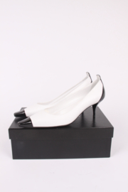 Chanel Pumps - black & white