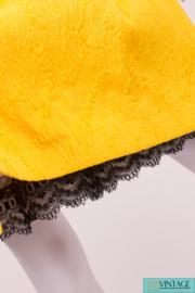 Christian Lacroix 2-pcs Suit Jacket & Skirt Vintage - yellow