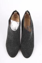 Jimmy Choo Glitter Ankle Boots - black