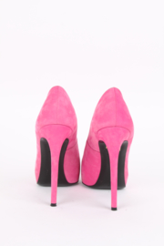 Barbara Bui Pink Heel Size 40