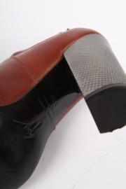 Giuseppe Zanotti Ankle Boots - cognac