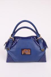 Versace Jeans Couture Top Handle Bag - blue
