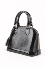 Louis Vuitton Alma BB Bag Epi - black
