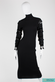 Jean Paul Gaultier Dress - black