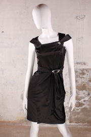 Vintage Thierry Mugler jurk - zwart