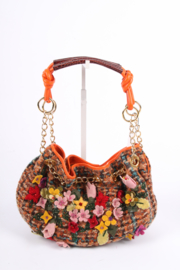 Etro Boucle Bag - multi color