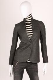 Gucci Wool Jacket - dark grey