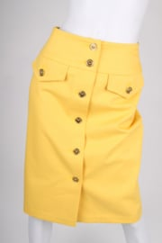 Celine Skirt - yellow